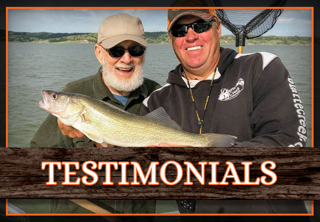 Platte Creek Lodge Testimonials