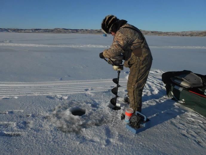 Platte creek lodge ice fishing photo 17 for South dakota ice fishing guides