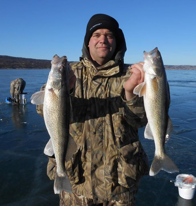 Walleye Fishing Packages